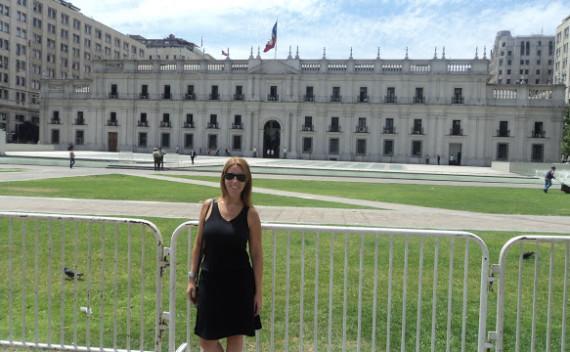 Santiago – Palacio de La Moneda