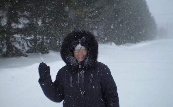 Mon Pays…..C'est L'hiver!!! – écrit par Carole Poulin…
