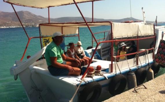 E esse foi o sétimo dia de #Grecia…