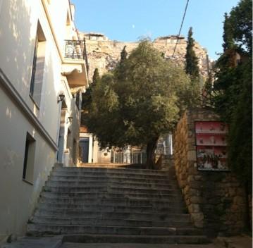 E esse foi o primeiro dia de #Grecia …