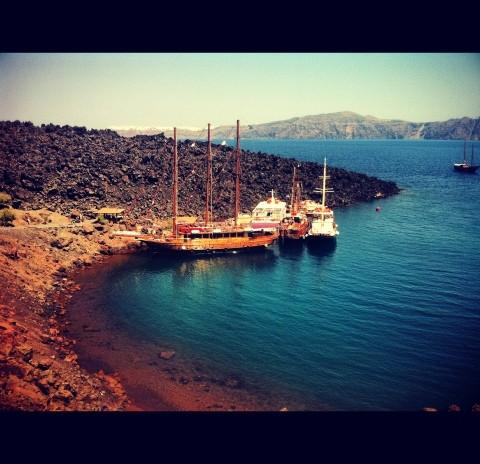 E esse foi o décimo dia de #Grecia …