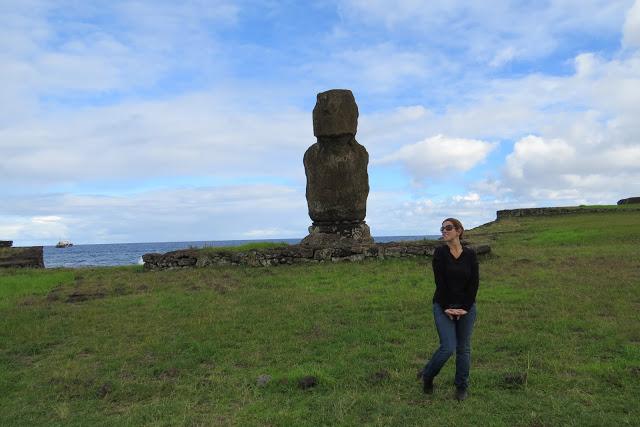 A história dos famosos moais da Ilha de Páscoa (Rapa Nui)