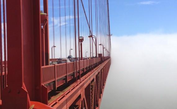 Golden Gate de bicicleta – Bora?