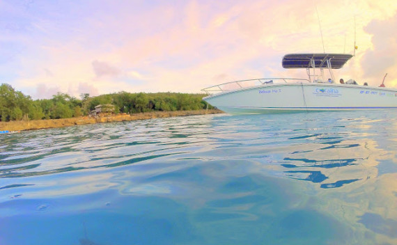 Quais são os meios e a melhor forma de dar a volta a ilha de San Andrés?