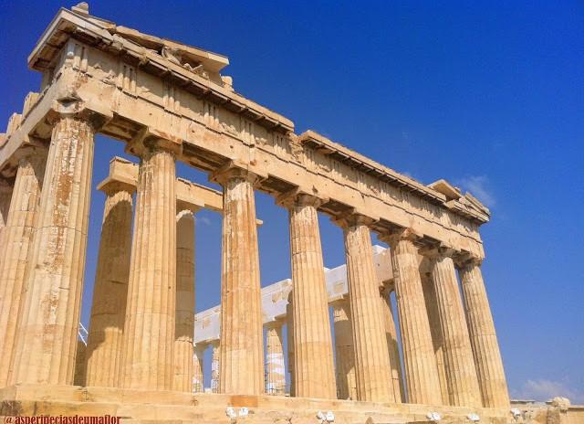 Guia turístico em Atenas que fala inglês