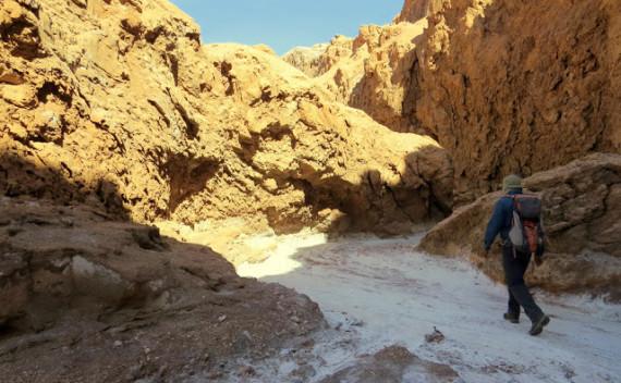 Quebrada de Kari, Atacama – um dos trekkings no Valle de La Luna