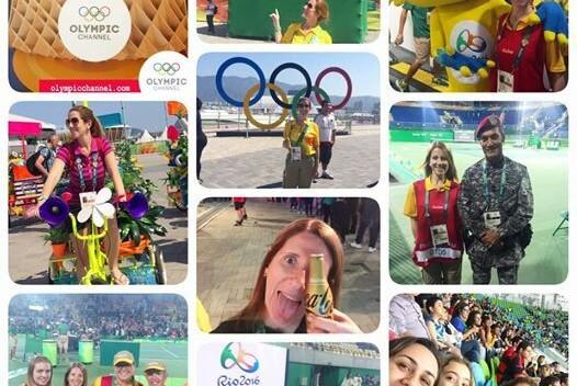 Rio 2016 – A experiência de ter sido voluntária das Olimpíadas