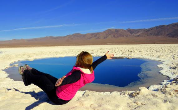 Lagunas Escondidas – o contraste de 7 lagoas com a beleza do Atacama