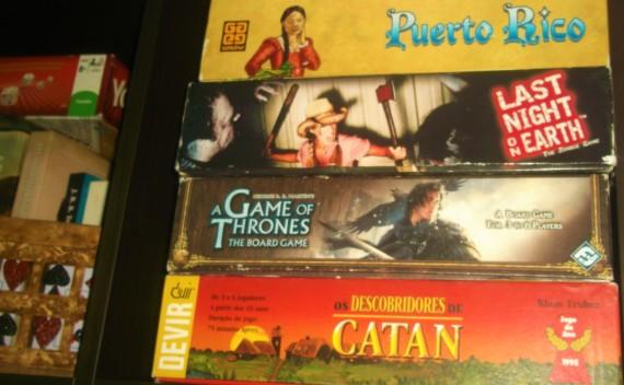Board Games Fever! Que tal voltar ao tabuleiro? – Olá, sou o Ricardo!