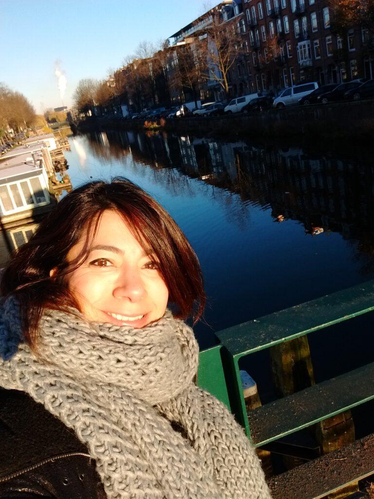 Já pode voltar pra Amsterdam?