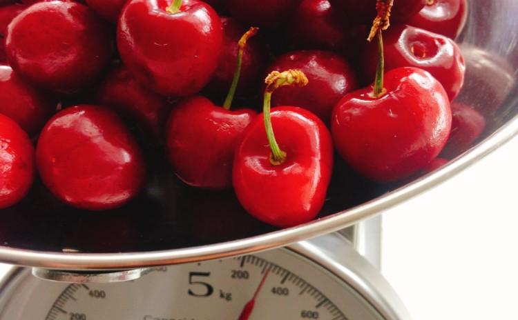 Cheers' Cherry – cerejas com chocolate branco para o Natal