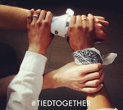 Tied Together (#tiedtogether) – A moda a favor da humanidade