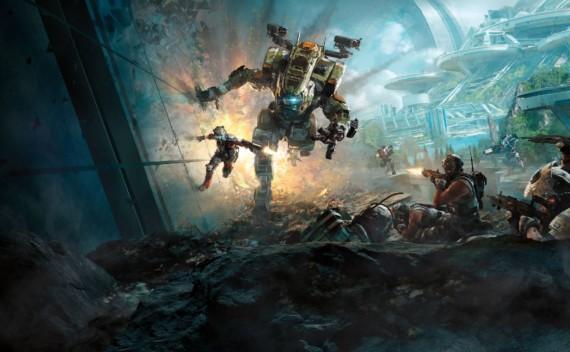 "Review Titanfall 2, o ""injustiçado"""