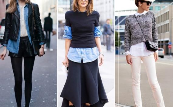Como fazer sobreposições? Truques de style para multiplicar seus looks