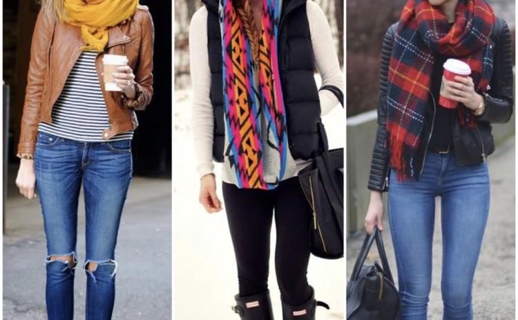Descubra o acessório que multiplica seus looks de inverno!