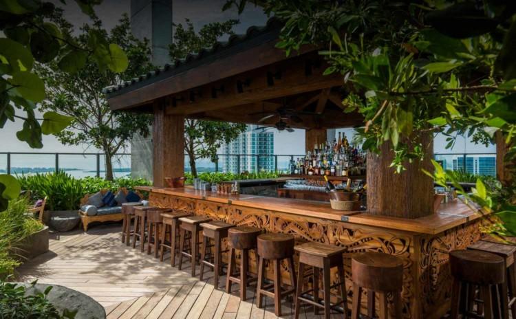 Sugar, no EAST Miami é eleito um dos melhores rooftops dos EUA pela Condé Nast Traveler