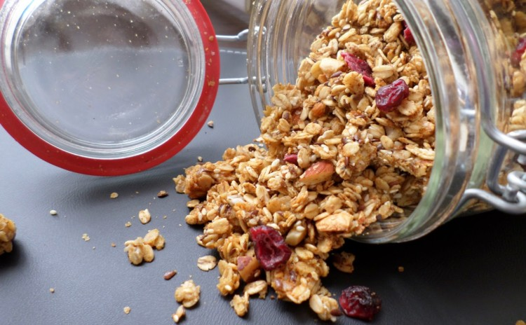 Escolha certa – Qual é a melhor granola?