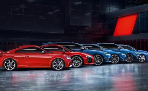 Caraigá Audi Sport Experience faz a alegria dos apaixonados por carros esportivos!