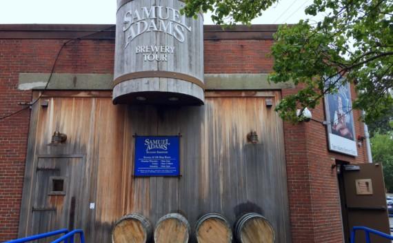 Samuel Adams – tour gratuito pela cervejaria em Boston