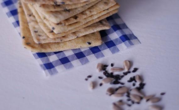 Biscoito cream cracker caseiro – Deixe sua vida mais saudável!