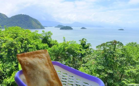 Toca do Pastel, Paraty – onde comer pastel com vista deslumbrante!