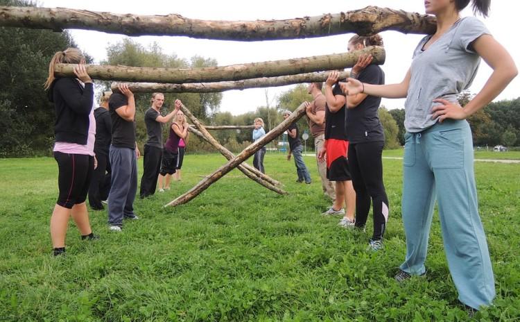 Bootcamp, o treinamento militar que derrete calorias!