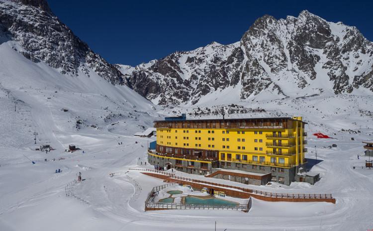 Novidades e promoções do Portillo para a temporada de neve 2018