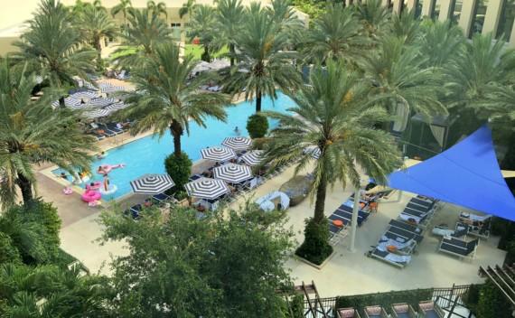 Hilton, onde ficar em West Palm Beach pra curtir e fazer tudo a pé!