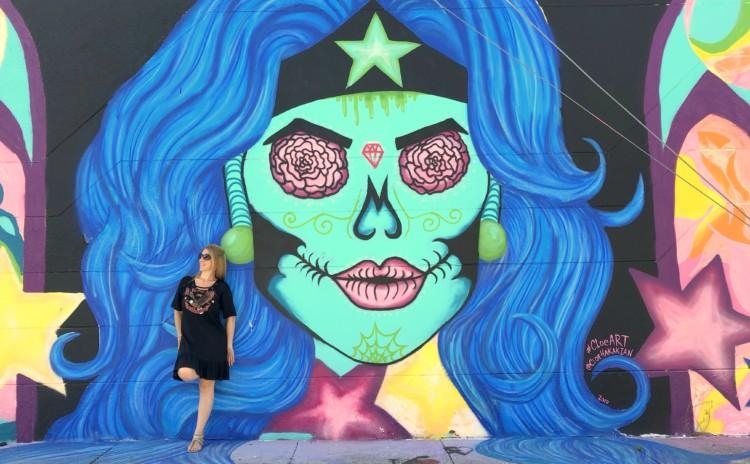 Grafites de Wynwood, o lado descolado de Miami