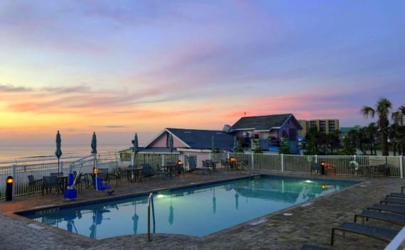 Onde ficar em New Smyrna Beach? O SpringHill Suites by Marriott é uma excelente pedida!