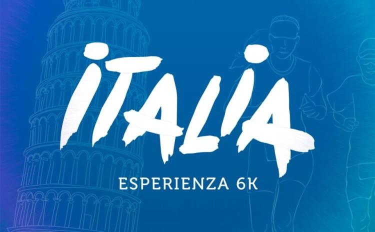Esperienza 6K – corrida beneficente com sabor da Itália
