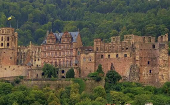 O que fazer em Heidelberg, Alemanha?