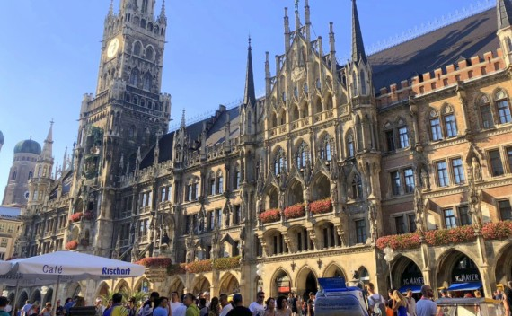Onde ficar em Munique?