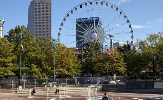 O que fazer em Atlanta durante um stopover?