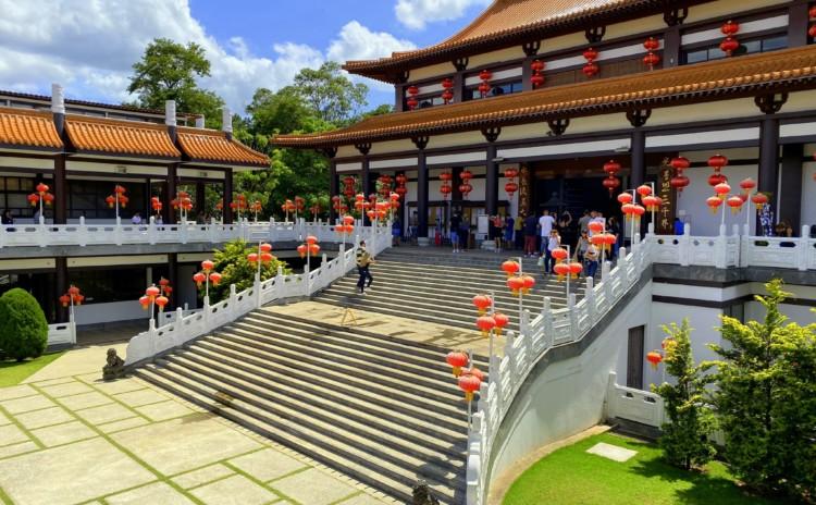 O que fazer no Templo Zulai?    Visita zen perto de SP!